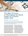 The Role of Courts in Eliminating the Racial Impact of Criminal Justice Debt